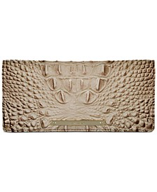 Ady Ballington Embossed Leather Wallet