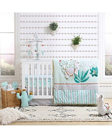 The Peanutshell Little Llama Nursery Collection