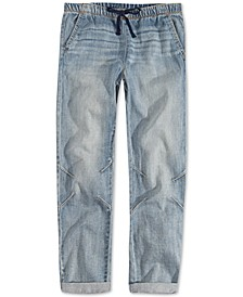 Big Girls Cotton Jogger Jeans