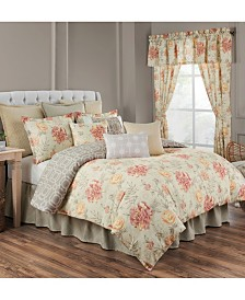 Rose Tree Nadia 4 piece King Comforter
