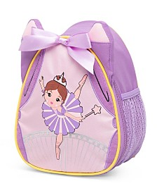 Capezio Girls Sugar Plum Backpack