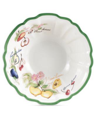 main image  sc 1 st  Macyu0027s & Villeroy u0026 Boch Dinnerware French Garden Arles Rice Bowl ...