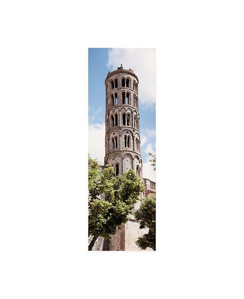 "Trademark Global Philippe Hugonnard France Provence 2 Tour Fenestrelle Uzes Canvas Art - 19.5"" x 26"""