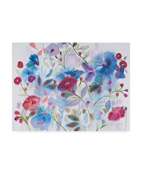 "Trademark Global Joan E. Davis You Told Me You Loved Me Canvas Art - 15.5"" x 21"""