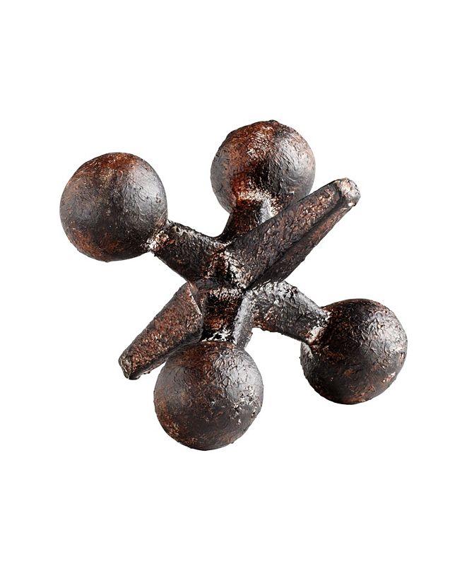 Cyan Design Small Jack Sculpture - Rust