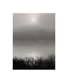 """Nicholas Bel Monochrome Sunrise Canvas Art - 27"""" x 33.5"""""""