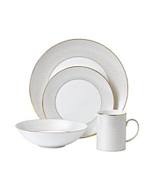 Wedgwood Arris 4-Piece Place Setting