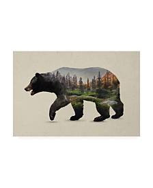 "Davies Babies The North American Black Bear Canvas Art - 19.5"" x 26"""