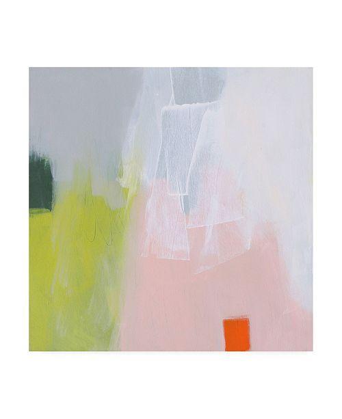 "Trademark Global Melissa Donoh Last Dance Painting Canvas Art - 15.5"" x 21"""