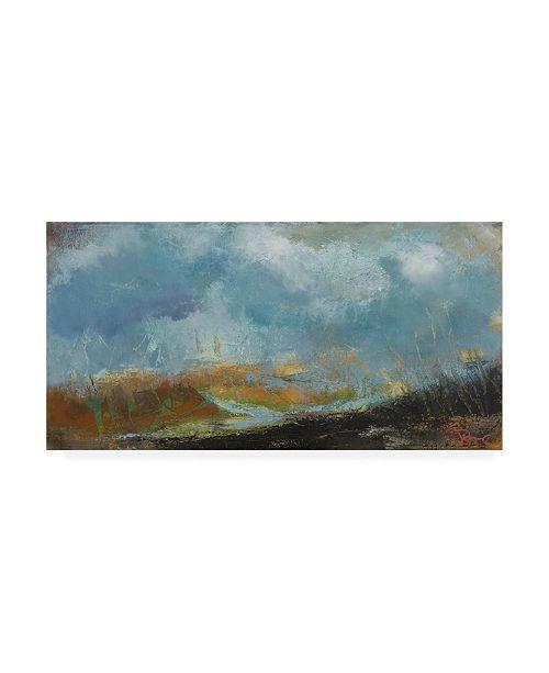 "Trademark Global Patrick Denni Spires Canvas Art - 15.5"" x 21"""