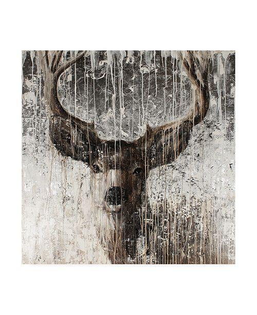 "Trademark Global Matt Flin The Patriarch Canvas Art - 15.5"" x 21"""