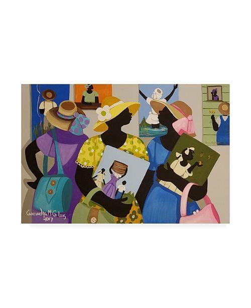 """Trademark Global Cassandra Gillen Buy Art Canvas Art - 27"""" x 33.5"""""""