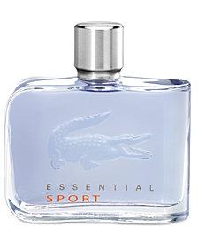 Lacoste Men's Essential Sport Eau de Toilette, 4.2 oz