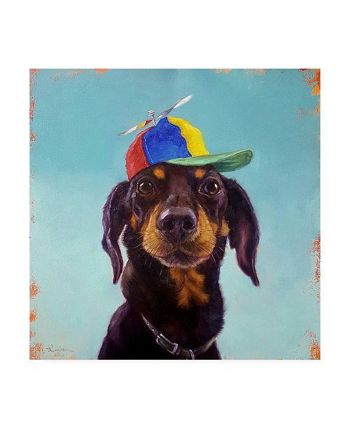 "Trademark Global Lucia Hefferna Marcelo Canvas Art - 36.5"" x 48"""
