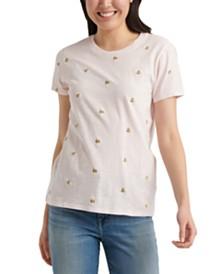 Lucky Brand Allover Bees T-Shirt