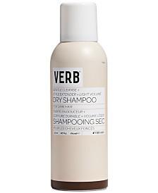 Verb Dry Shampoo Dark, 4.5-oz.