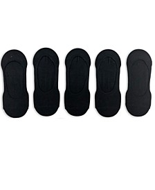 Women's 5 Pack No Show Liners