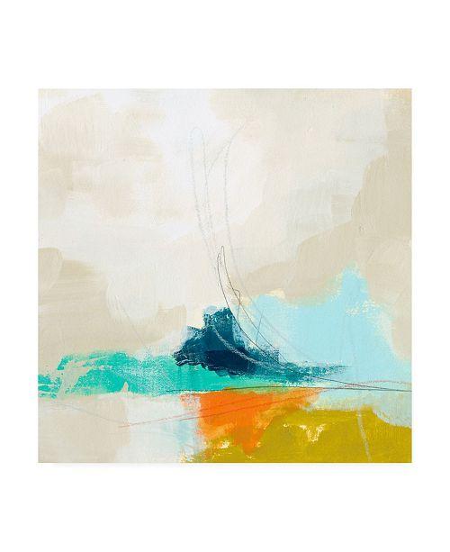 """Trademark Global June Erica Vess Atmospheric III Canvas Art - 27"""" x 33"""""""