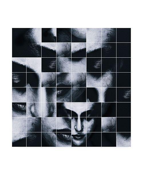 "Trademark Global Stefan Eisele Memory Scattered Canvas Art - 15"" x 20"""