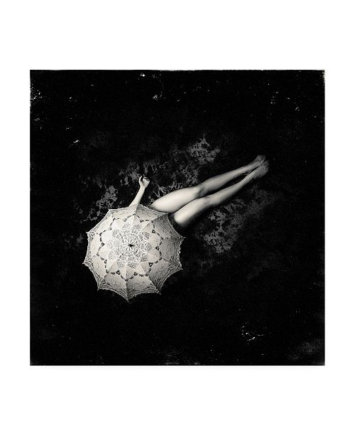 "Trademark Global Ruslan Bolgov Axe The Light Bath Canvas Art - 15"" x 20"""