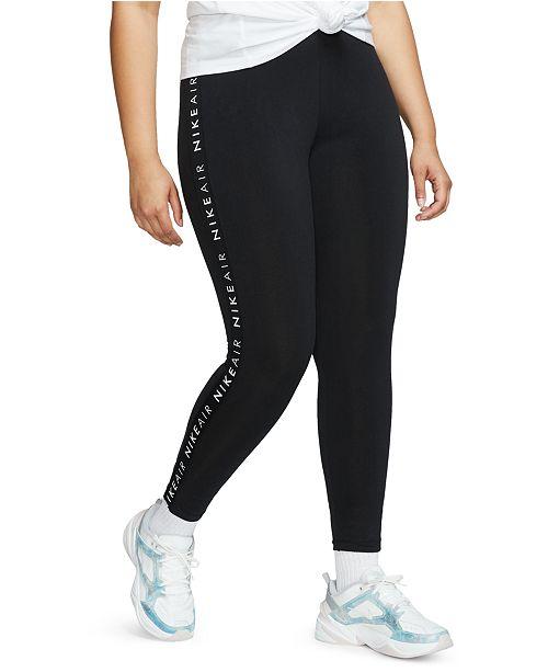 Nike Air Plus Size Leggings