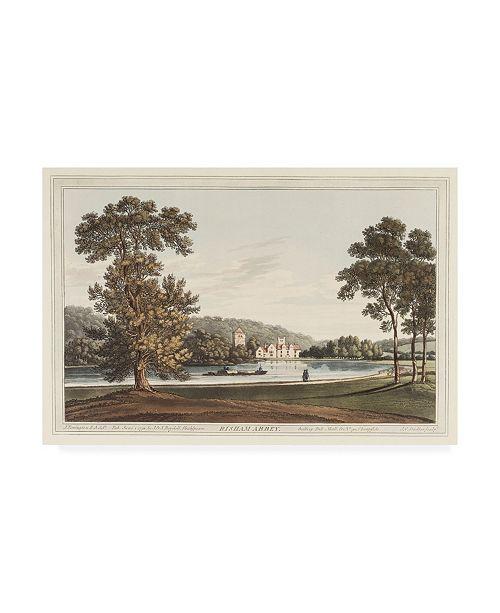 "Trademark Global Joseph Stadler Bisham Abbey Canvas Art - 20"" x 25"""