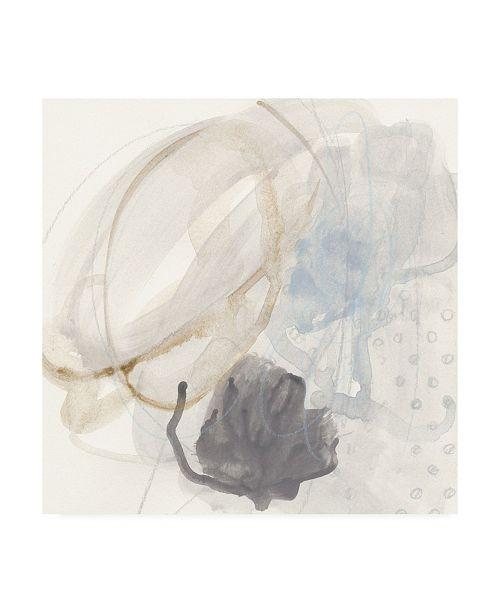 "Trademark Global June Erica Vess Inference VII Canvas Art - 27"" x 33"""