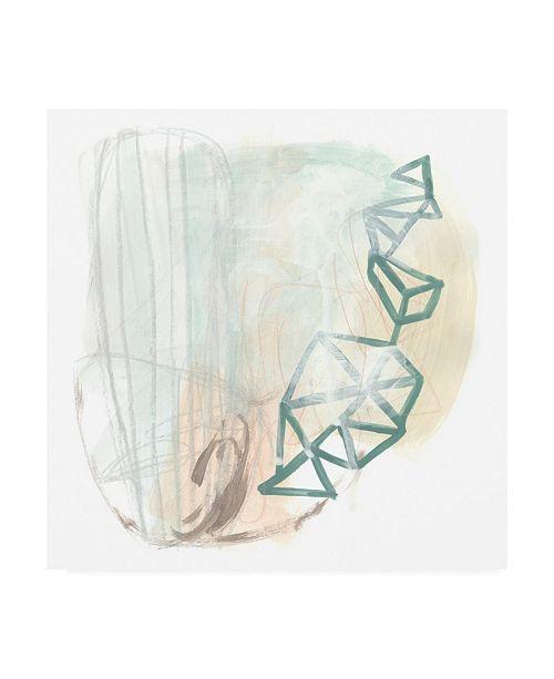 "Trademark Global June Erica Vess Infinite Object VI Canvas Art - 15"" x 20"""