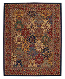 CLOSEOUT! Nourison Area Rug, India House IH23 Panel Multi Color 5' x 8'