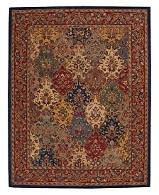 "CLOSEOUT! Nourison Area Rug, India House IH23 Panel Multi Color 2' 6"" x 4'"