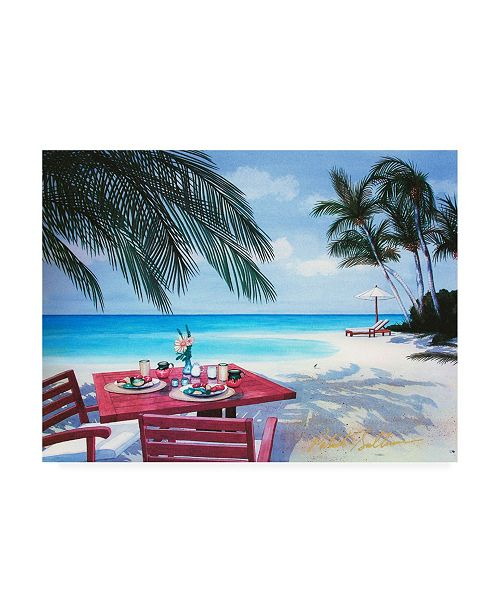 "Trademark Global Patrick Sullivan Island Faire Canvas Art - 27"" x 33.5"""