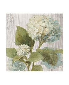 "Danhui Nai Scented Cottage Florals IV Canvas Art - 15.5"" x 21"""