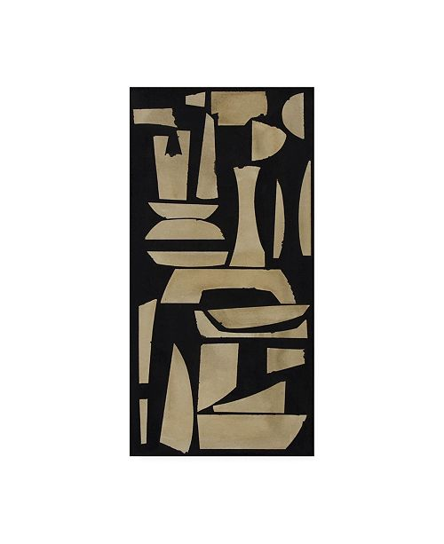 "Trademark Global Rob Delamater Finial IV Canvas Art - 19.5"" x 26"""