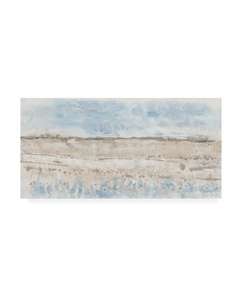 "Trademark Global Tim O'Toole Horizon Edge II Canvas Art - 19.5"" x 26"""