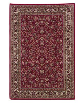 Area Rug, Ariana Red Sarouk 113R  6' 7