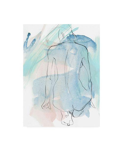 "Trademark Global Jennifer Paxton Parker Muse IV Canvas Art - 19.5"" x 26"""