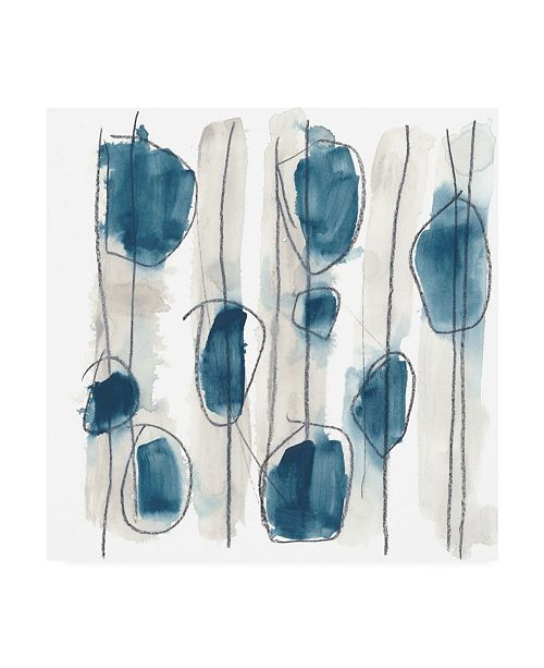 "Trademark Global June Erica Vess Insho VI Canvas Art - 36.5"" x 48"""