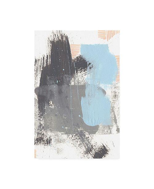 "Trademark Global Regina Moore Kenetic II Canvas Art - 36.5"" x 48"""