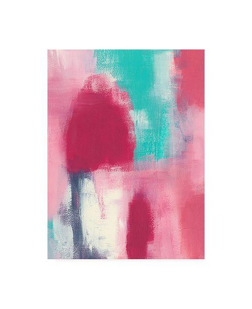 "Trademark Global Regina Moore Mesosphere III Canvas Art - 19.5"" x 26"""