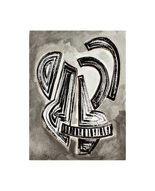 "Trademark Global Rob Delamater Etruscan Vessel I Canvas Art - 27"" x 33.5"""