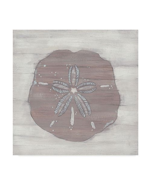 "Trademark Global June Erica Vess Driftwood Silhouette IV Canvas Art - 27"" x 33"""