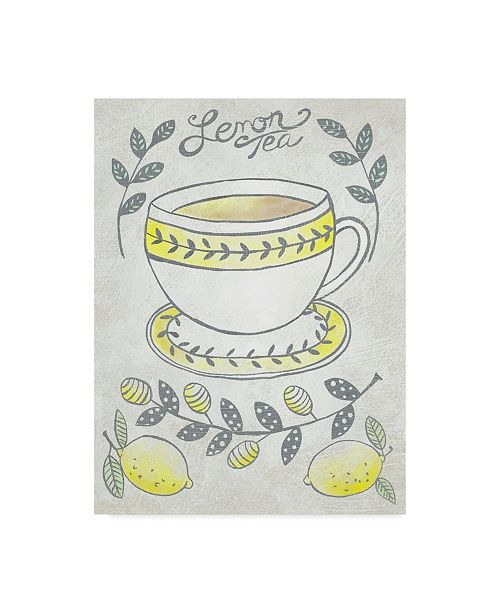 "Trademark Global Chariklia Zarris Breakfast Club IV Canvas Art - 15"" x 20"""