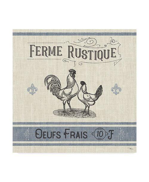 "Trademark Global Pela Studio French Farmhouse II Canvas Art - 20"" x 25"""