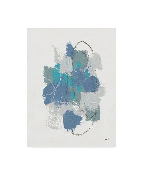 "Trademark Global Moira Hershey Waterfall II Canvas Art - 15"" x 20"""