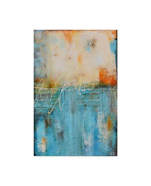 "Trademark Global Erin Ashley Forgotten Password Canvas Art - 20"" x 25"""
