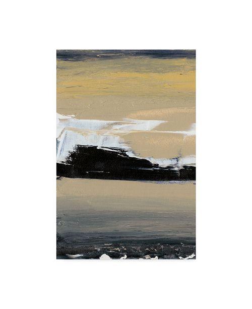 "Trademark Global Sharon Gordon Glide VII Canvas Art - 20"" x 25"""