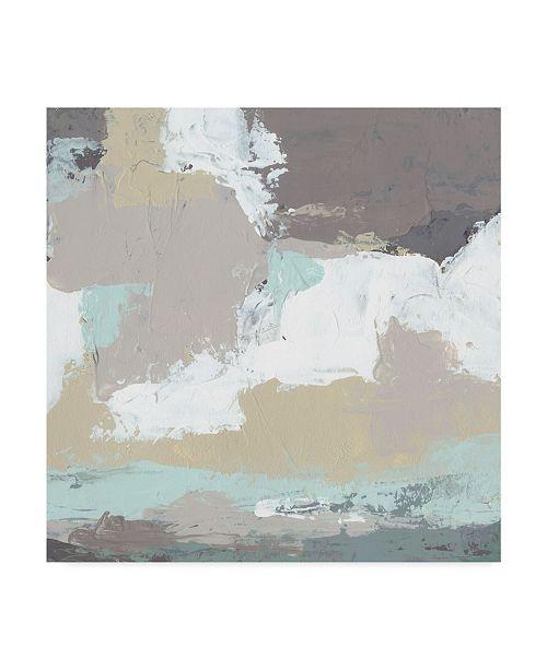 "Trademark Global June Erica Vess Fog Bank II Canvas Art - 15"" x 20"""