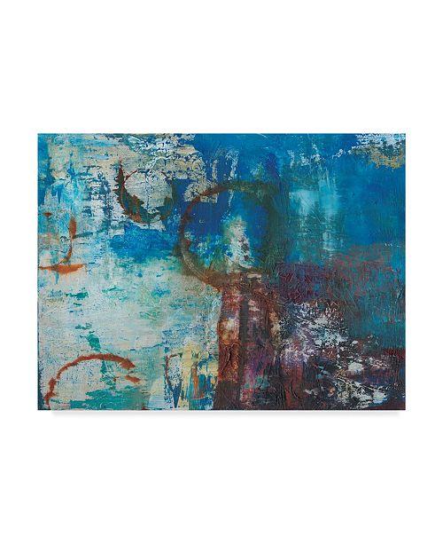 "Trademark Global Jodi Fuchs Oxidation Canvas Art - 15"" x 20"""