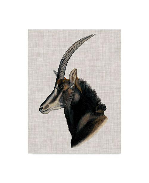 "Trademark Global Naomi Mccavitt Savanna Impressions III Canvas Art - 15"" x 20"""