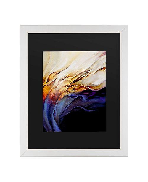 """Trademark Global Cody Hooper Evoke Matted Framed Art - 20"""" x 25"""""""